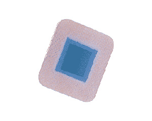"Multi-Day® 634/40, 2.25"" x 2.5"" BLUE gel pin connection 40/pack"