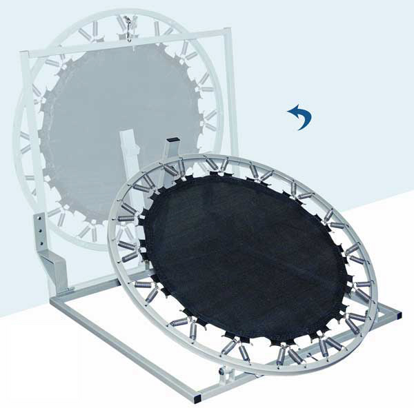Wall-Mounted Rebounder