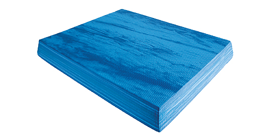 Deluxe Balance Pad: Marble Blue (33102)