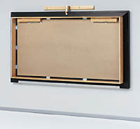 Model BB9925 - Wall-Mounted Mat Platform