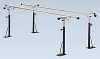 Model BB9950 - Floor Mounted Parallel Bars