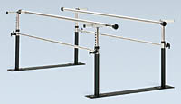 Model BB9957 - Folding Parallel Bars