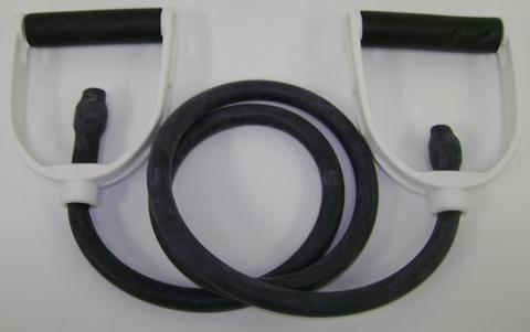 Balego™ Tubing w/Premium Molded Foam Handles Ultra-Heavy (Black)