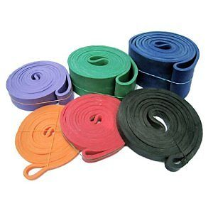 Power Lifting Resistance Bands