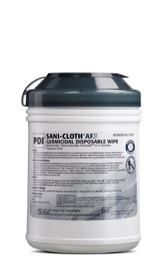 Sani-Cloth® AF3 Germicidal Wipes