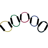 Exercise Ring with Foam Handles