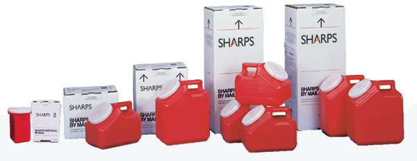 Mail Away Sharps & Waste