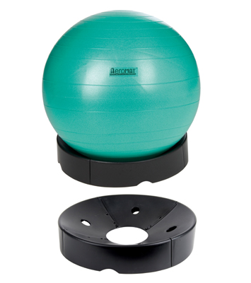Fitness Ball Base: Deluxe