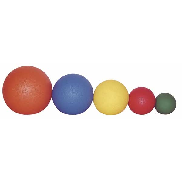 Medicine Balls: Durable, Weighted, with Texture-grip