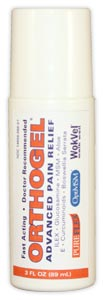 ORTHOGEL Roll-on 3oz