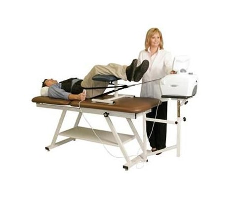 TTFT-200 Fixed Height Traction Table Package - Click Image to Close