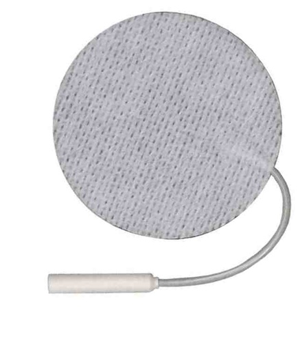 "Balego® Carbon Cloth 2"" Electrode (Round) Electrodes, 4/package"