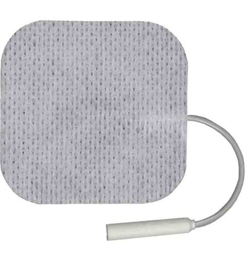 Reusable TENS Electrodes, 2 in. square, 4/package
