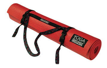 Yoga Mat Carrying Harness: Black (30100)